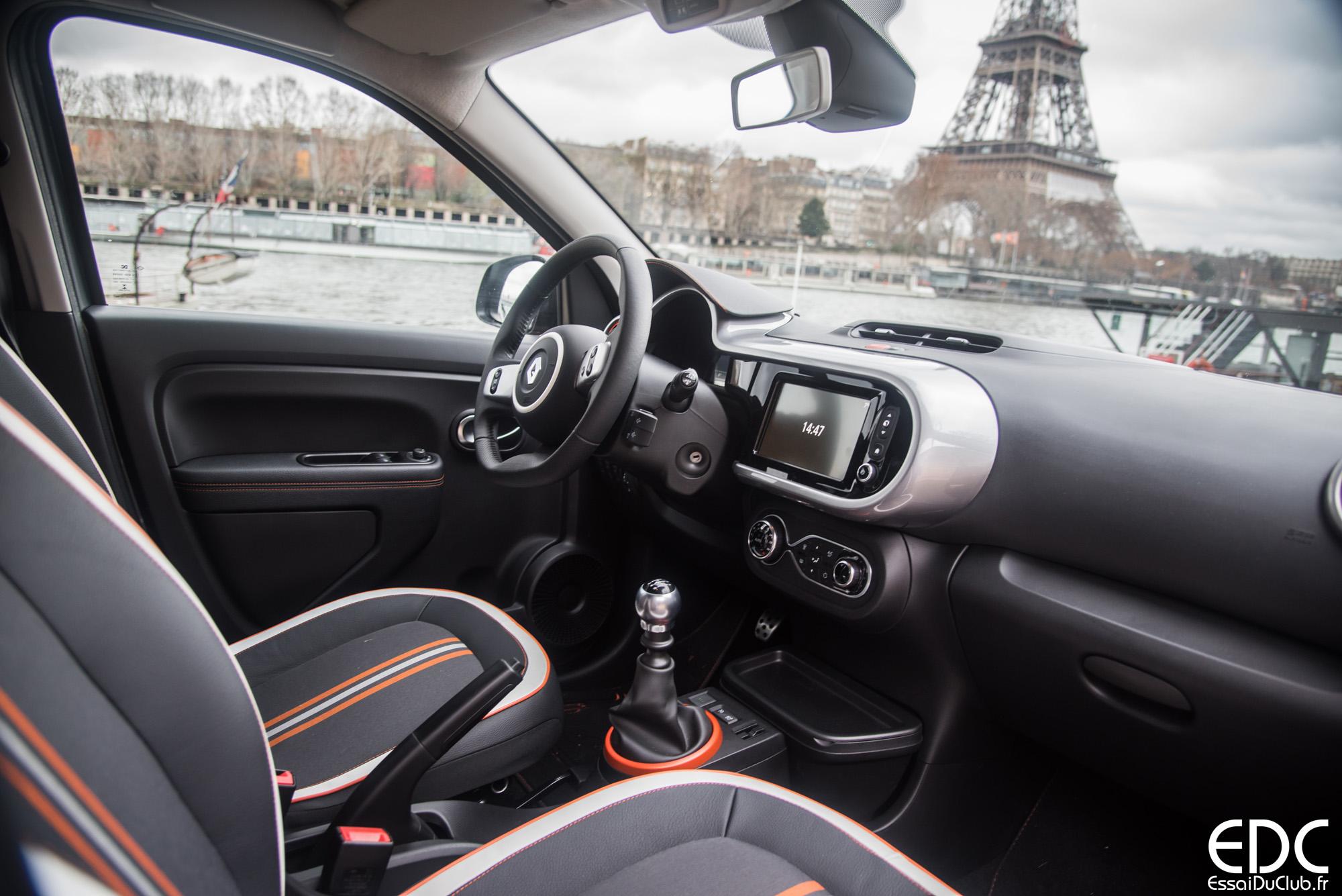 Essai nouvelle Renault Twingo GT - Les Essais du Club