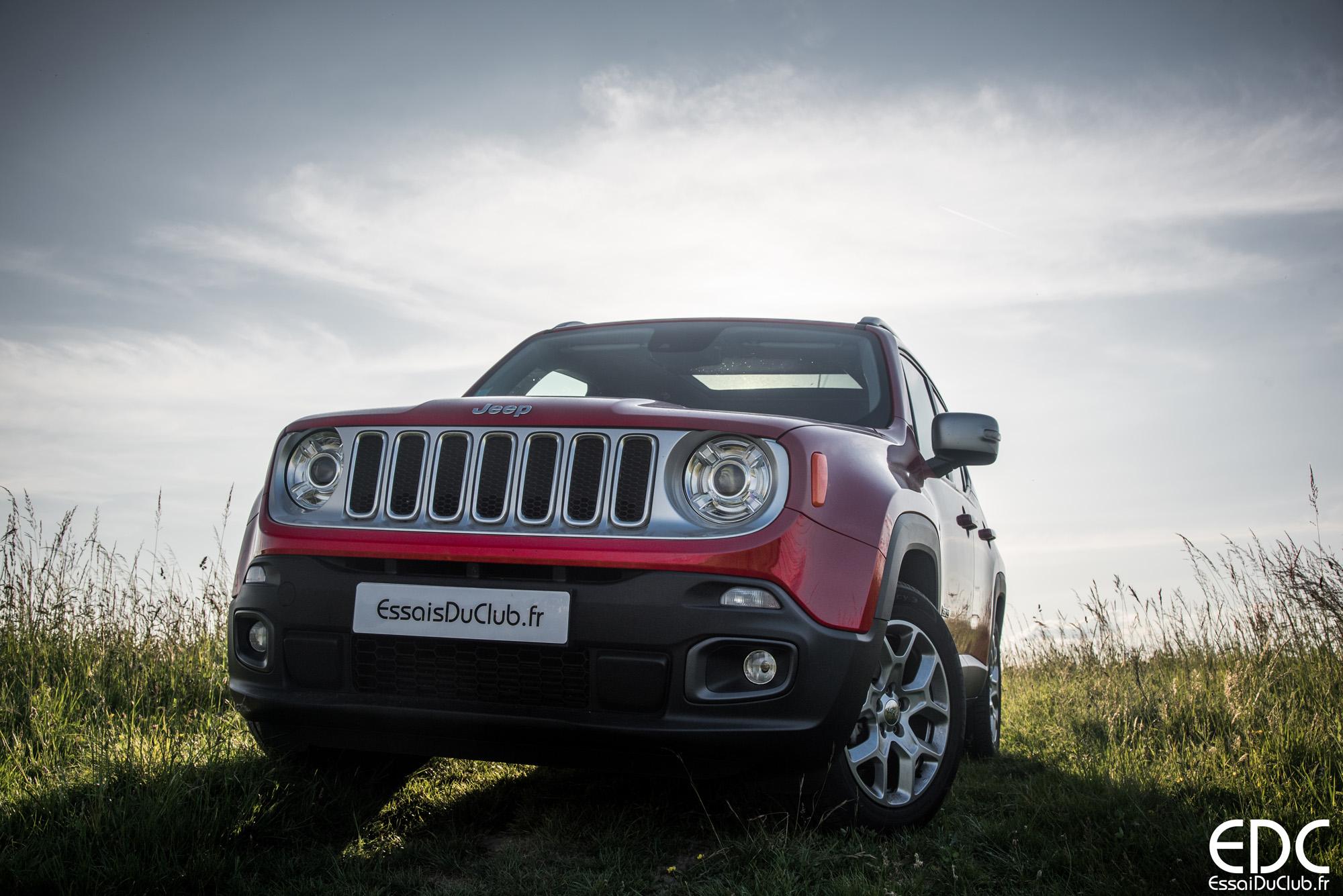 jeep renegade limited 1 4 multiair 140 bva6 essais du club. Black Bedroom Furniture Sets. Home Design Ideas