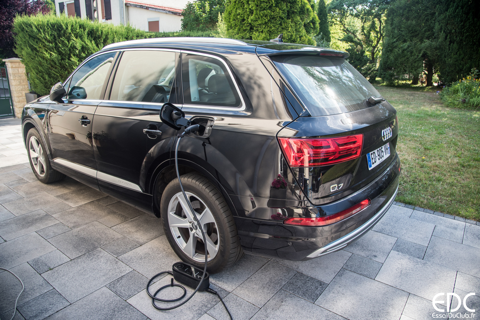 essai audi q7 e tron le v6 tdi de 373ch colo essais. Black Bedroom Furniture Sets. Home Design Ideas