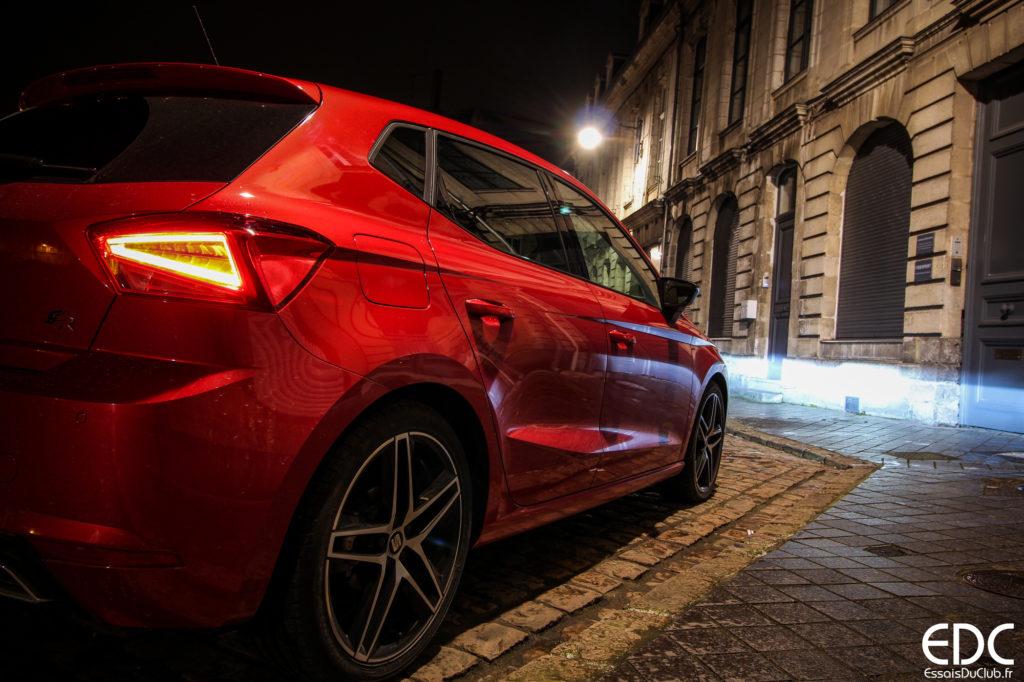 Seat Ibiza FR 3/4 arrière