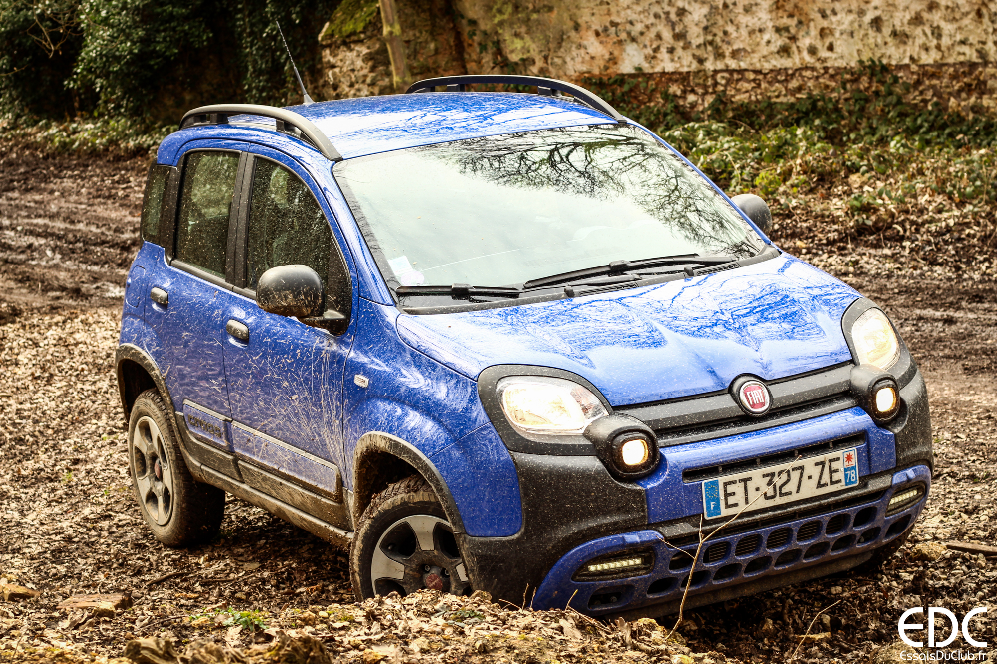 essai fiat panda city cross esp ce bien prot g e essais du club. Black Bedroom Furniture Sets. Home Design Ideas