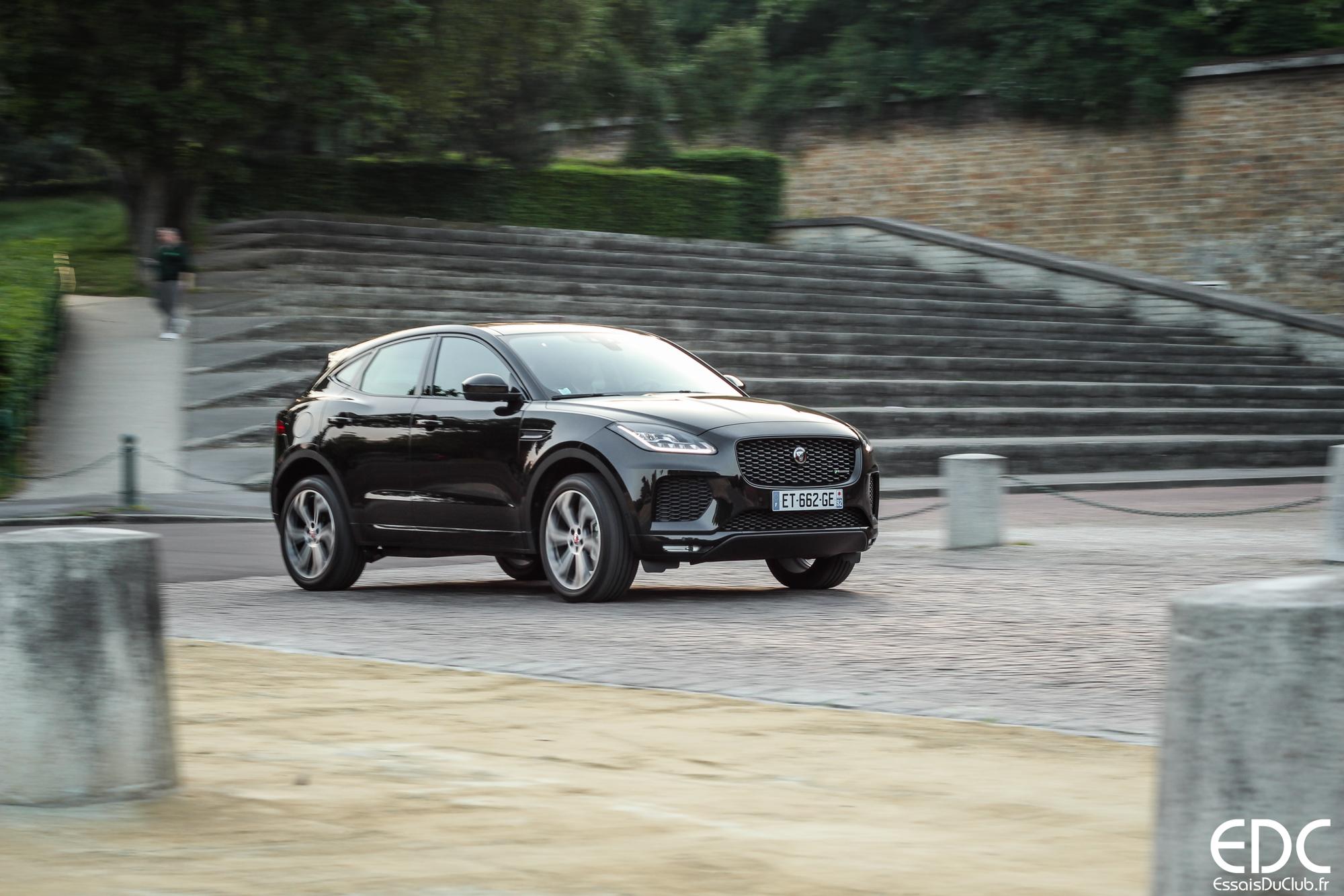 Jaguar E-PACE dynamique Meudon