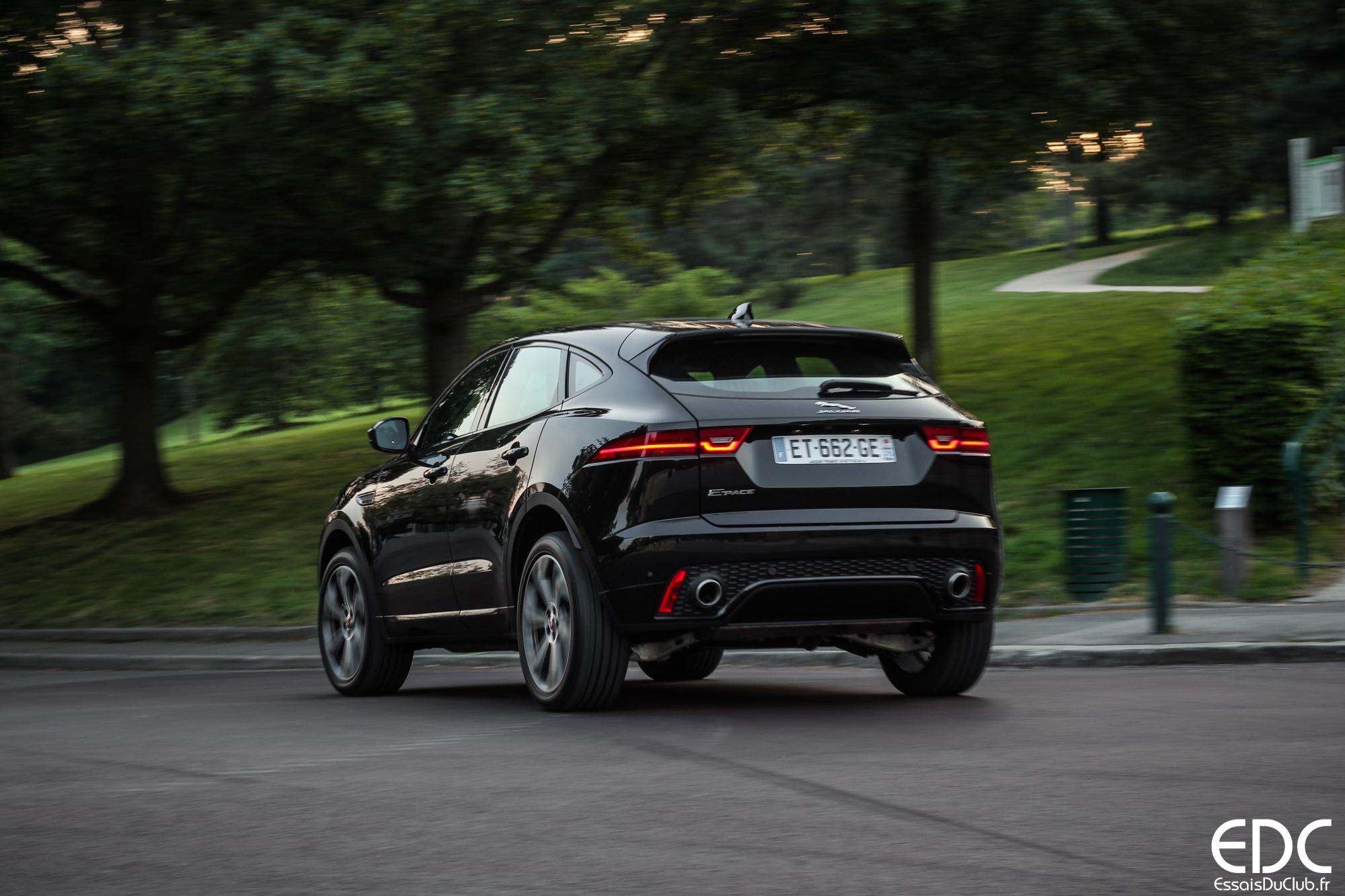Jaguar E-PACE dynamique AR