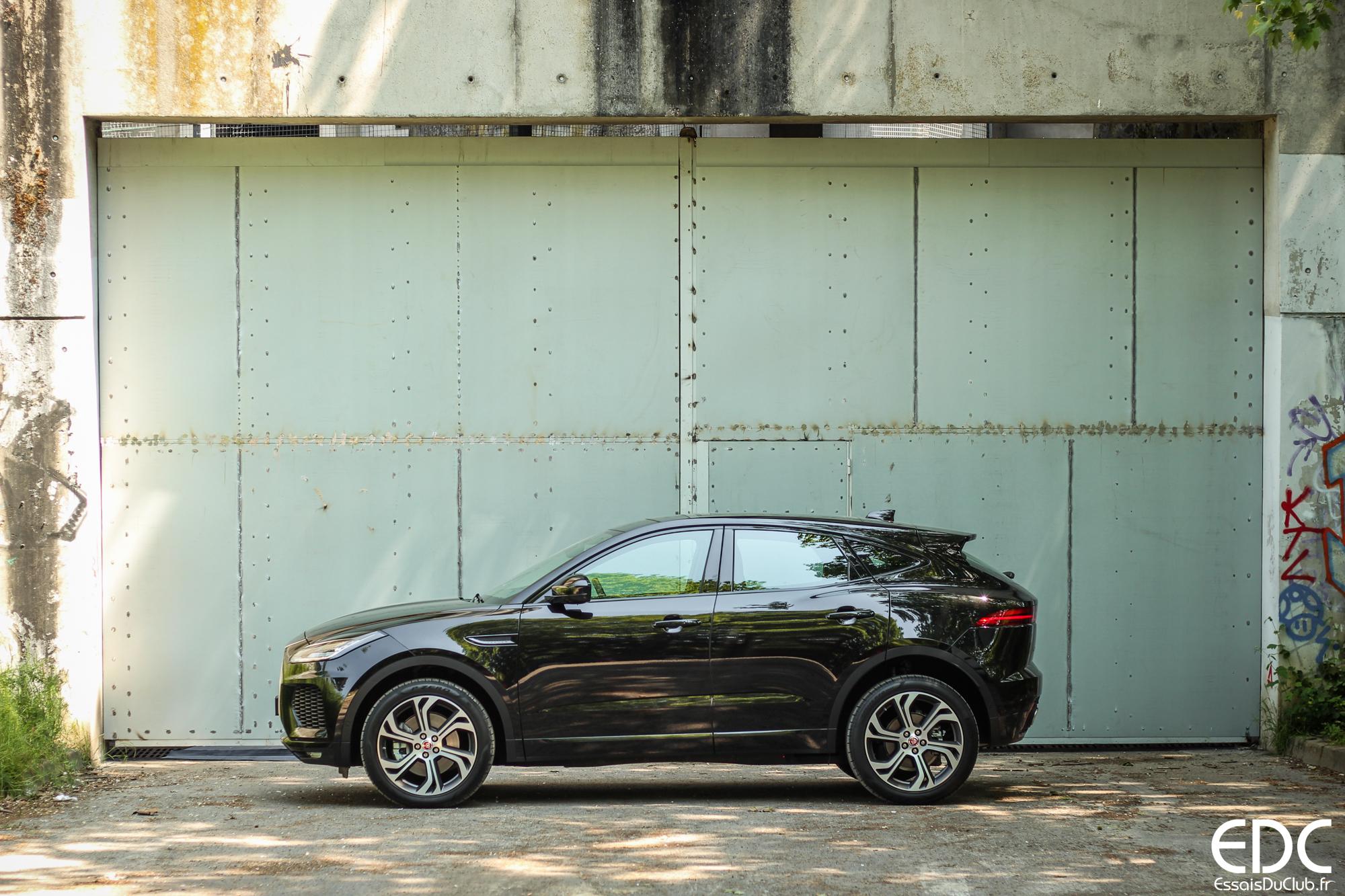 Jaguar E-PACE profil
