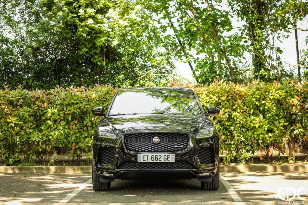 Jaguar E-PACE avant Sceaux