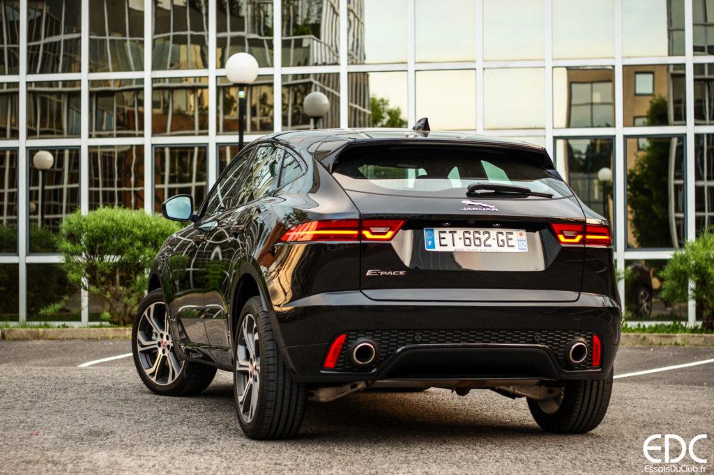 Jaguar E-PACE arrière