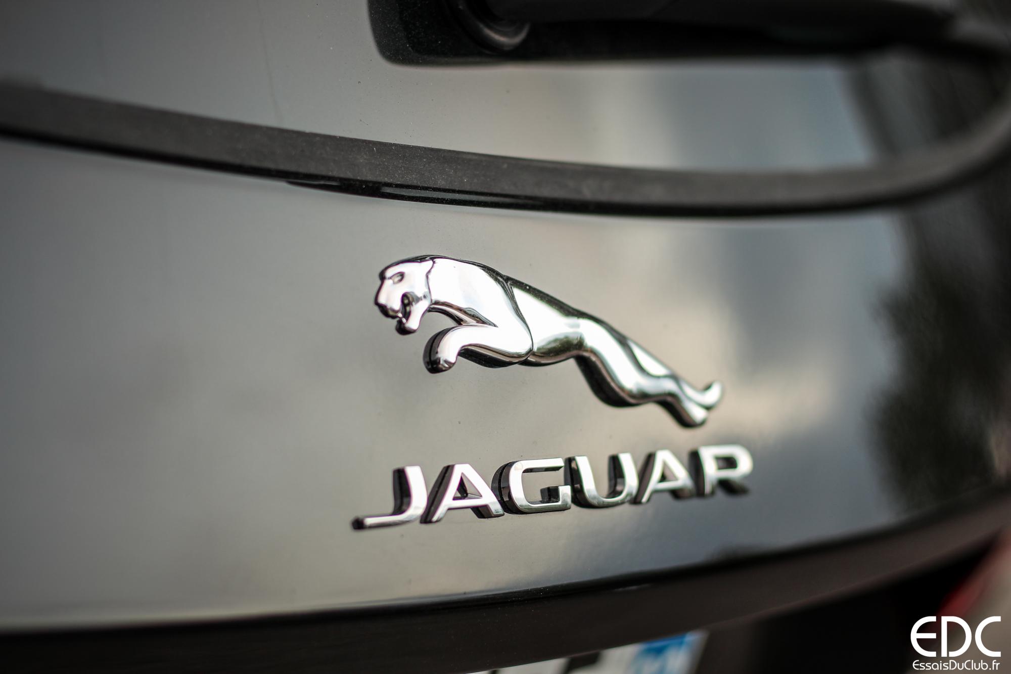 Jaguar E-PACE logo
