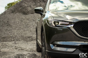Mazda CX-5 phare LED