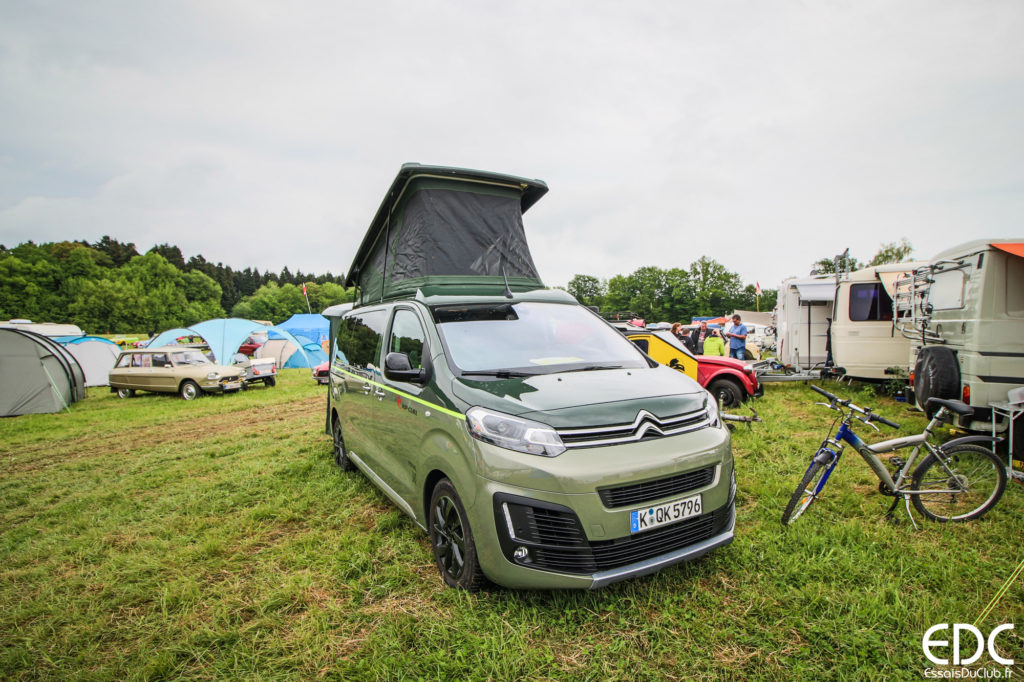 Citroën Space Tourer Rip Curl camping car
