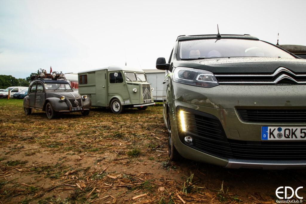 Citroën Space Tourer Rip Curl 2CV HY