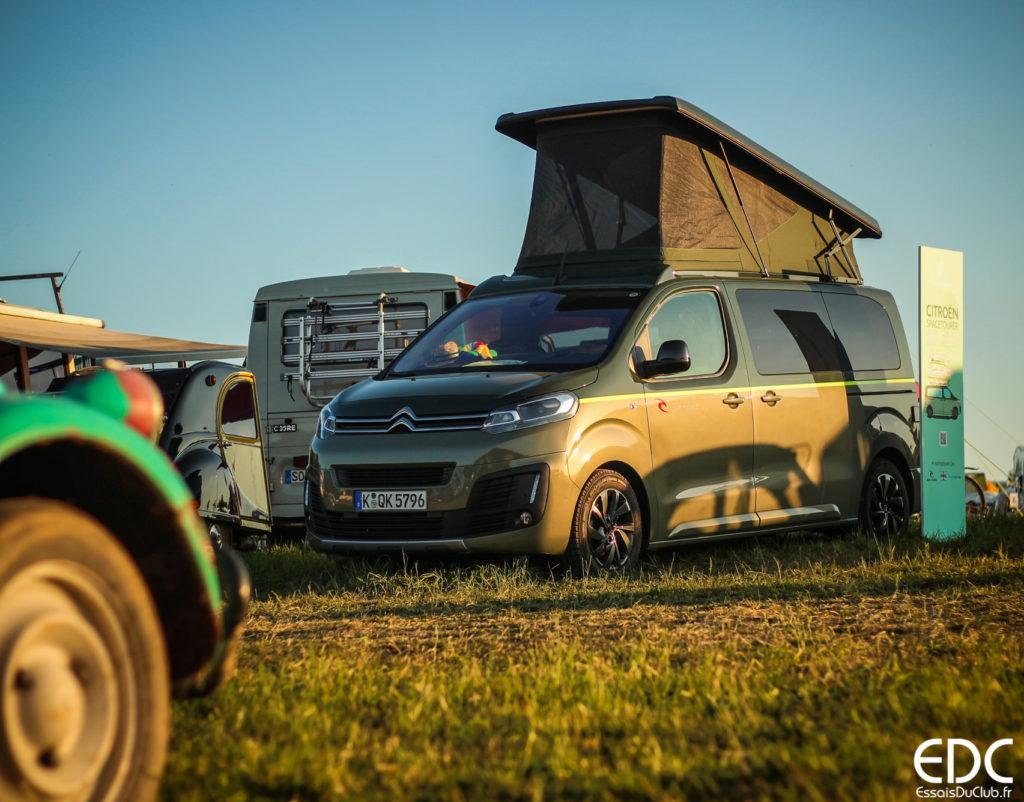 Citroën Space Tourer Rip Curl La Vèze