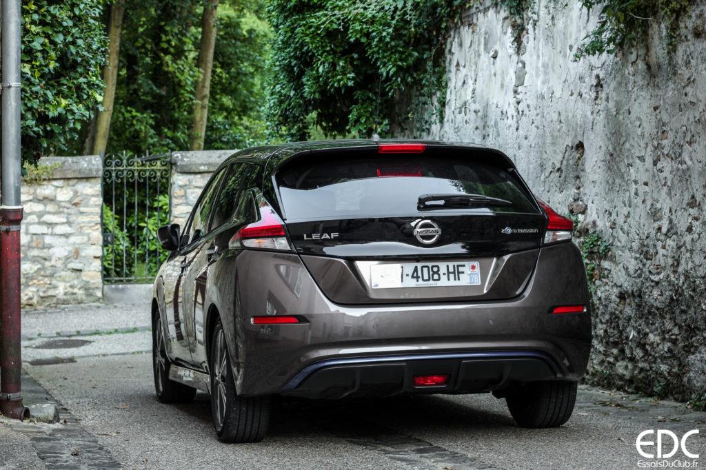 Nissan Leaf arrière