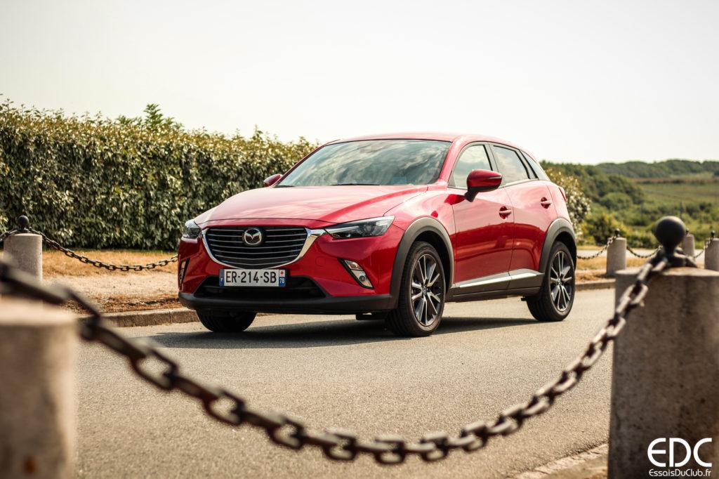 Mazda CX-3 essence