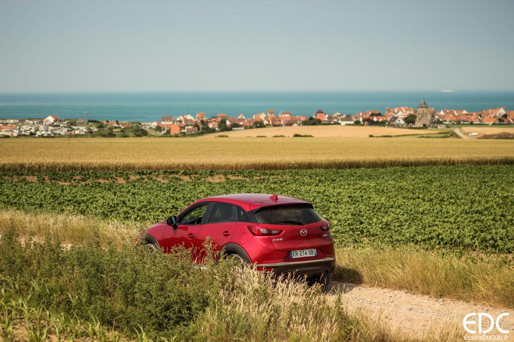 Mazda CX-3 SUV