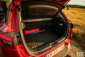 Mazda CX-3 coffre