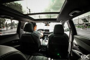 Peugeot 5008 intérieur