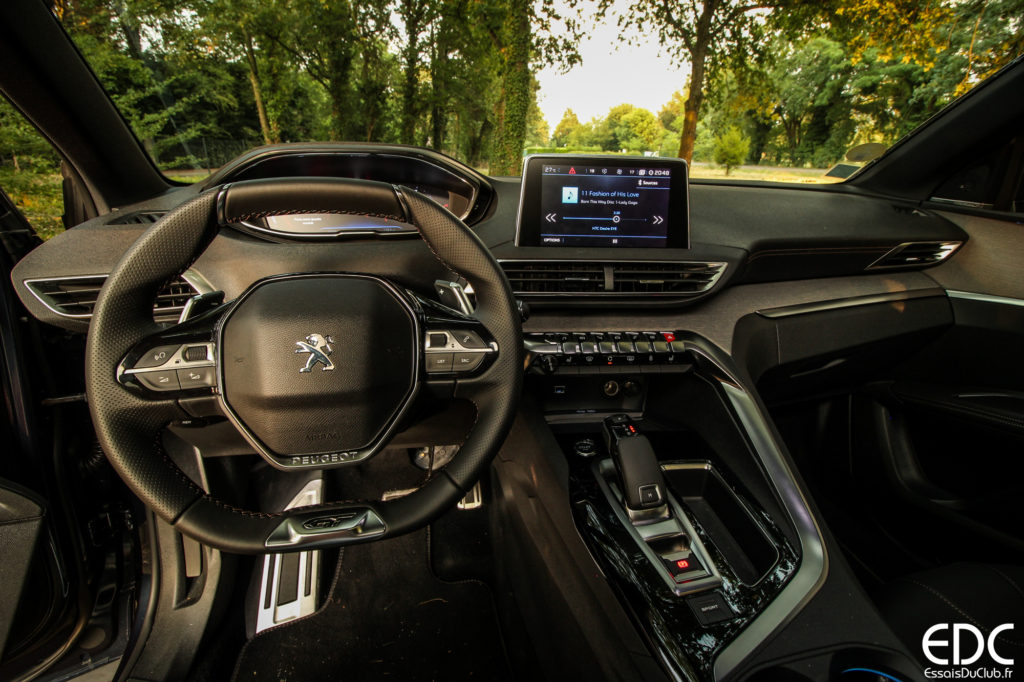Peugeot 5008 i-Cockpit