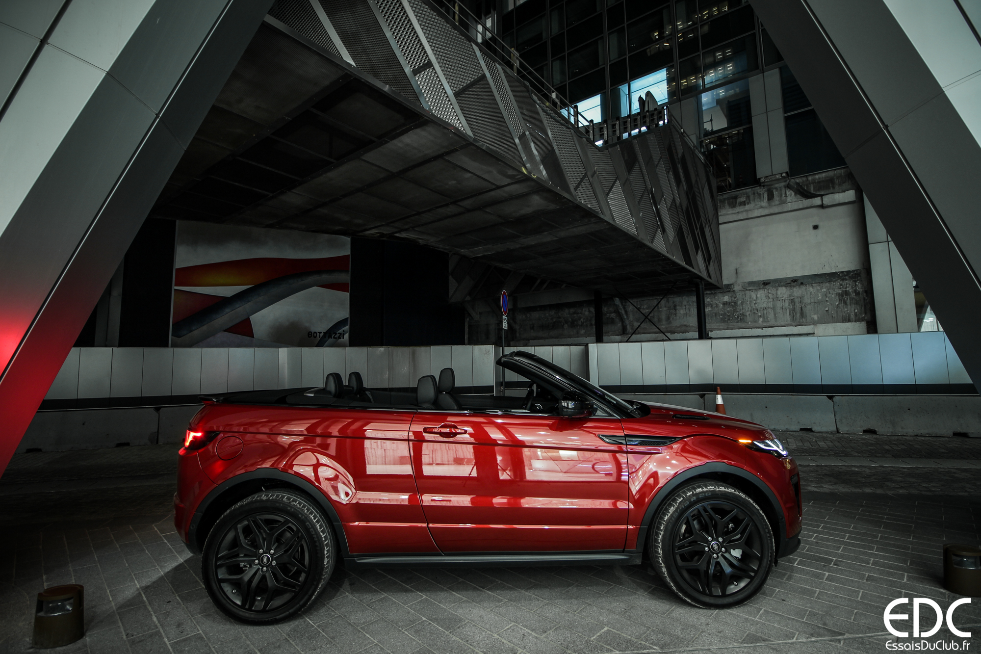 Range Rover Evoque Cabriolet 3