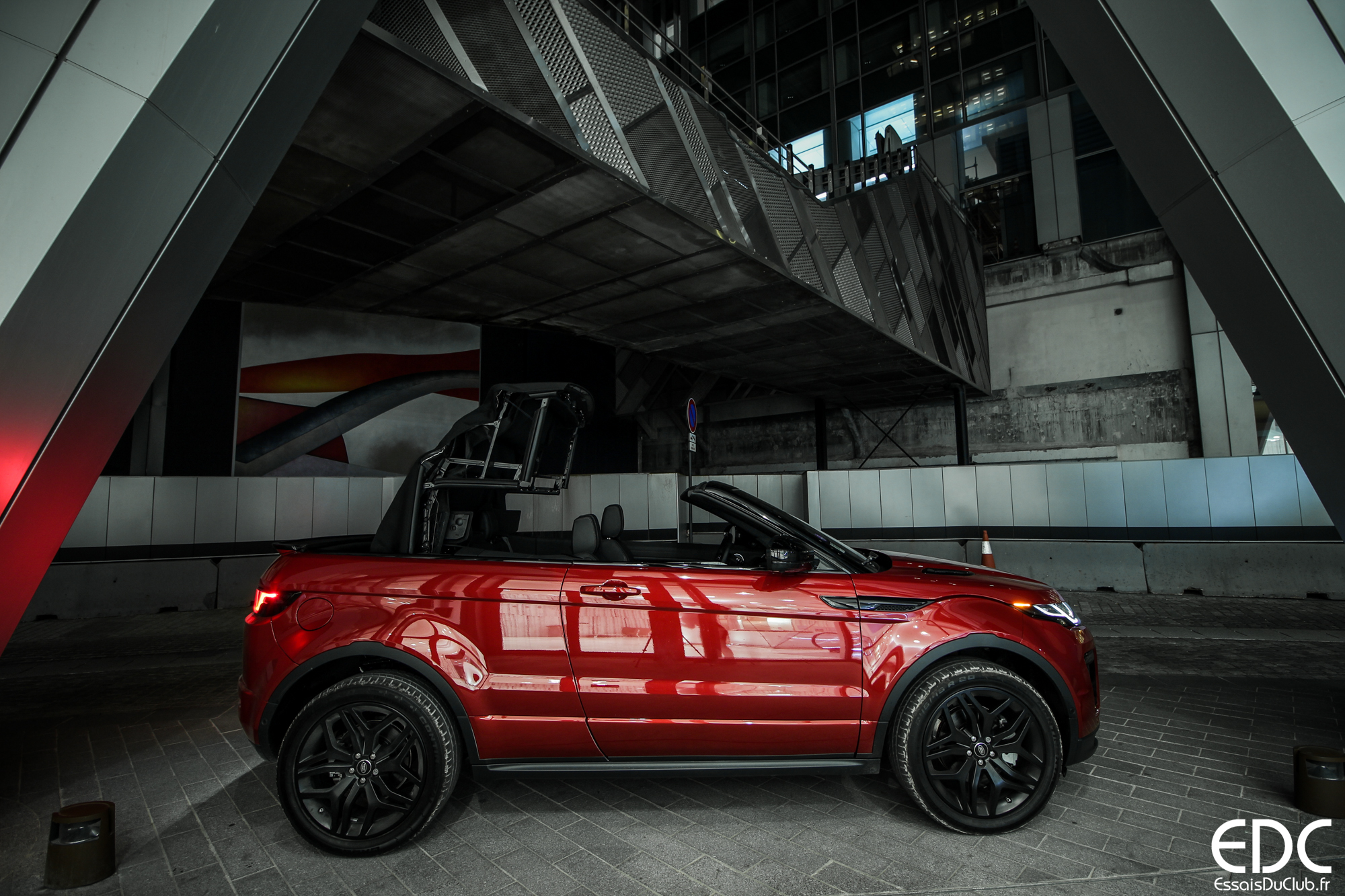 Range Rover Evoque Cabriolet 2