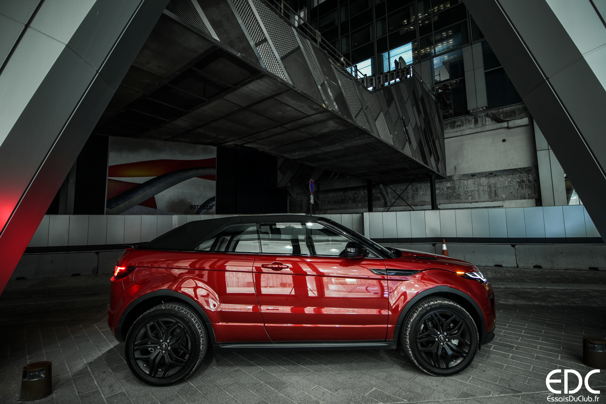 Range Rover Evoque Cabriolet 1