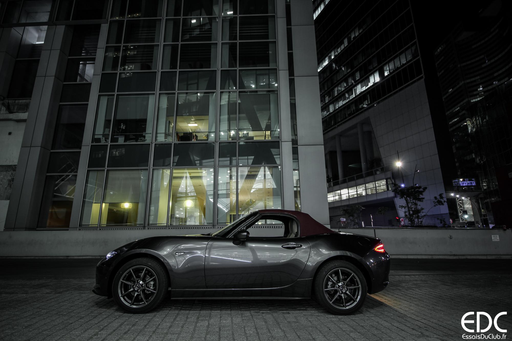 Mazda MX-5 mk4 2018
