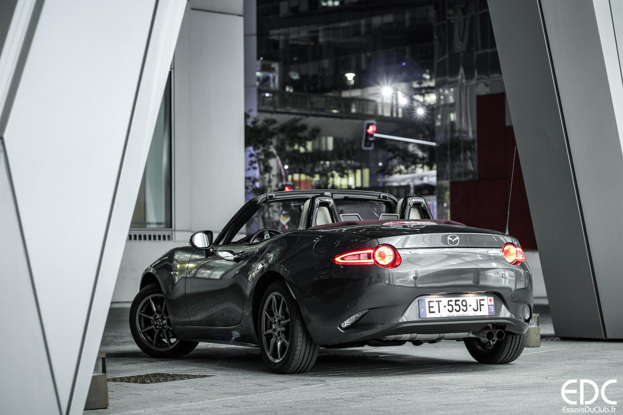 Mazda MX-5 mk4