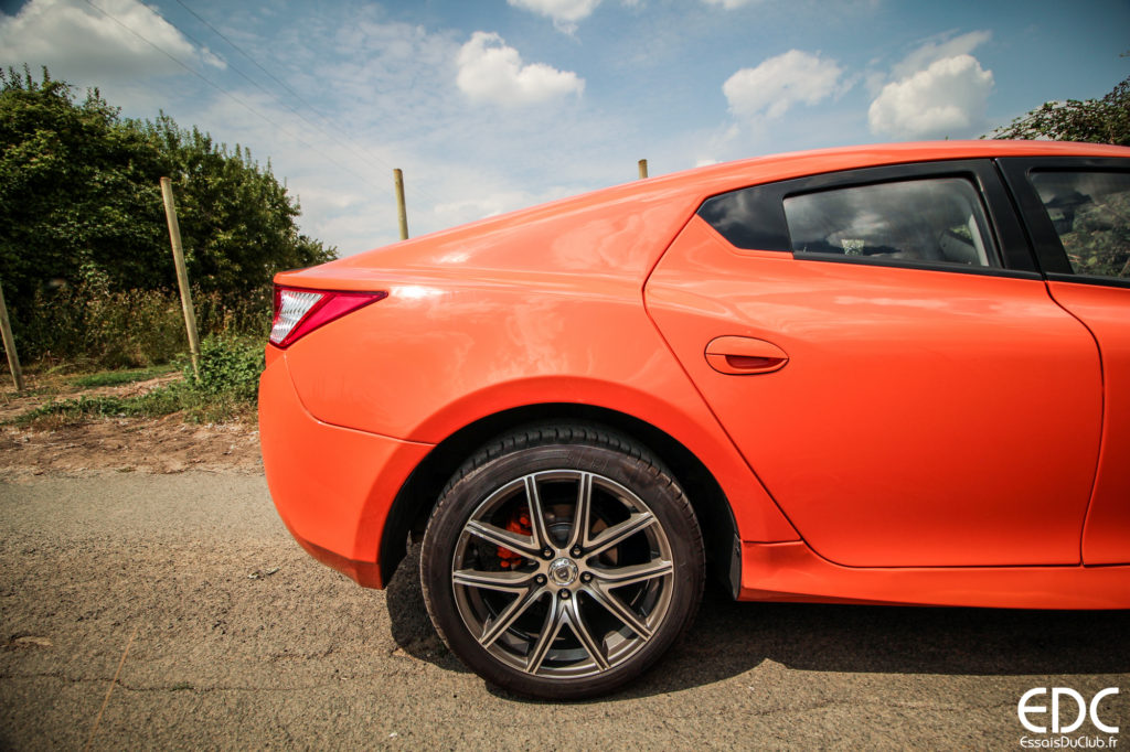 MPM Erelis orange