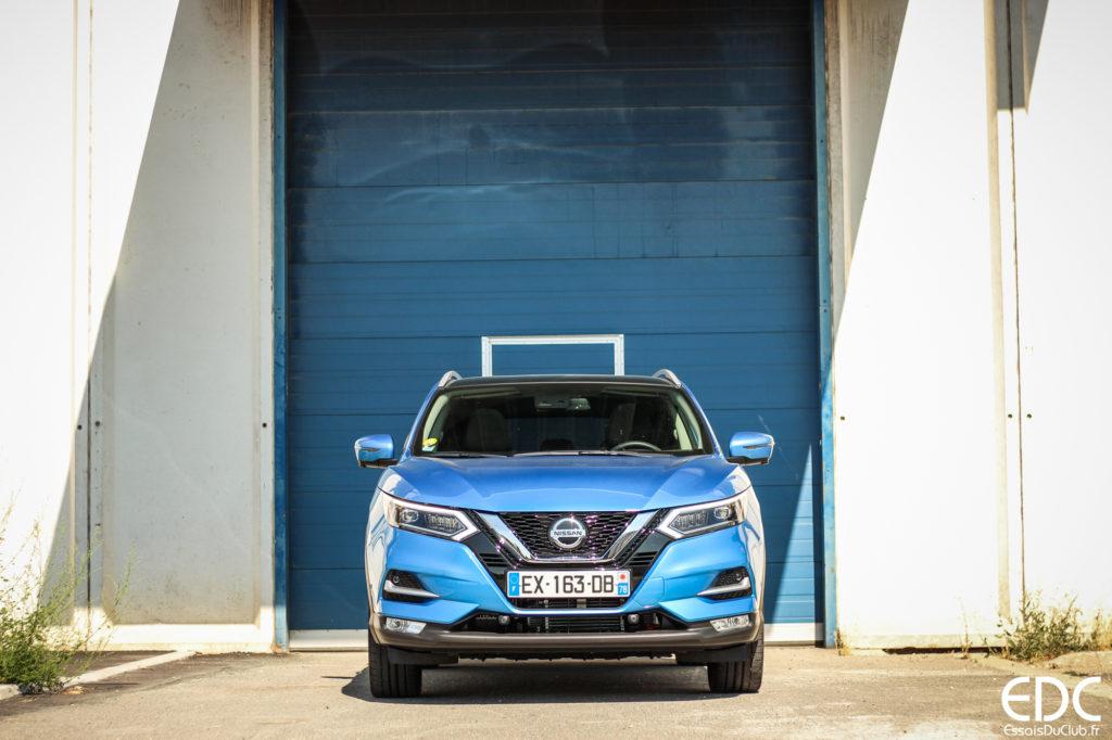 Nissan Qashqai avant