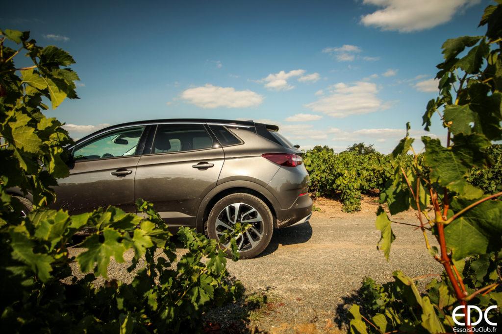 Opel Grandland X jantes
