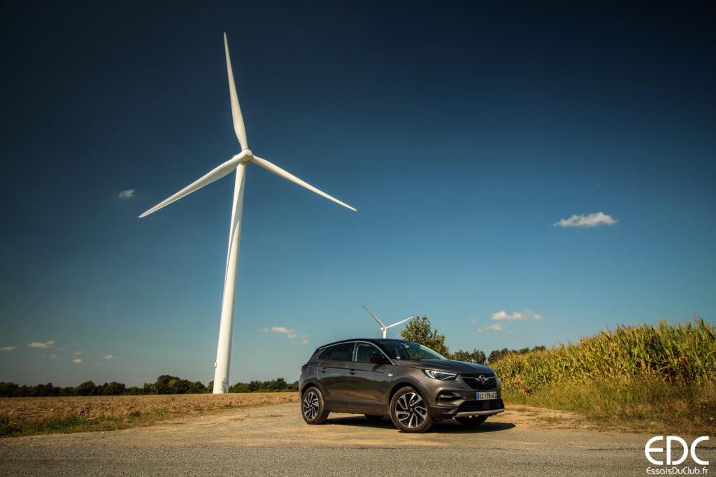 Opel Grandland X crossover