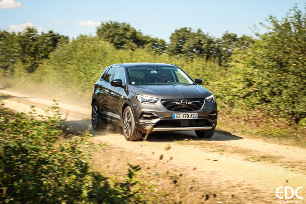 Nouvel Opel Grandland X