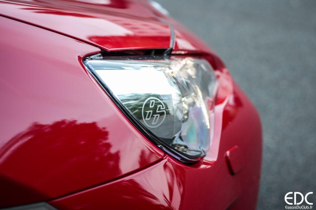 Toyota GT 86 LED