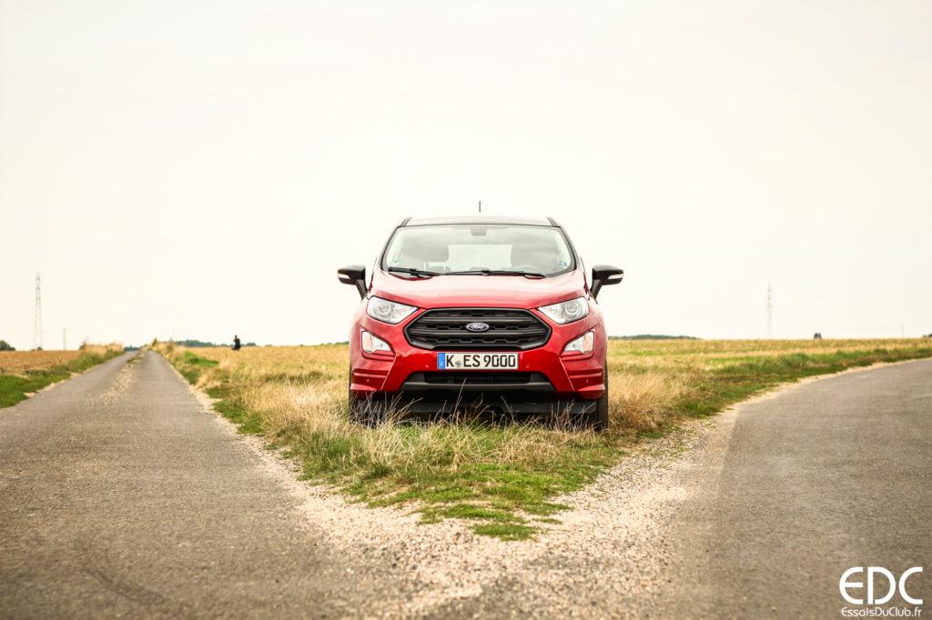 Ford EcoSport avant