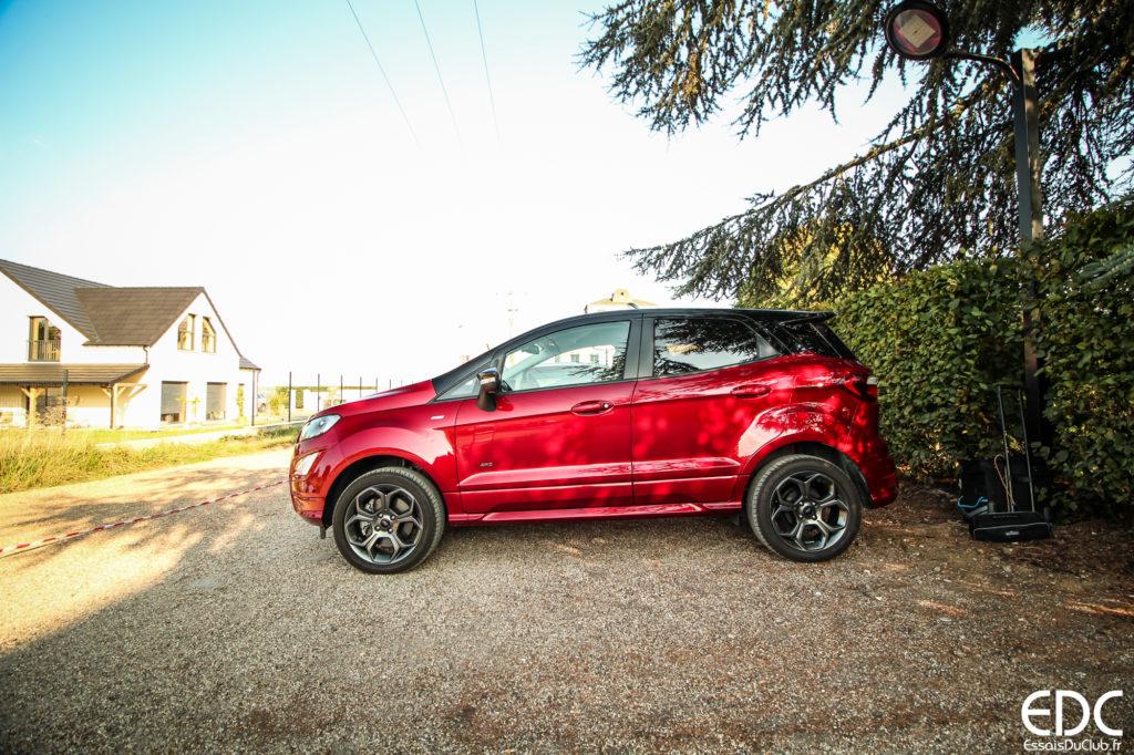 Ford EcoSport SUV urbain