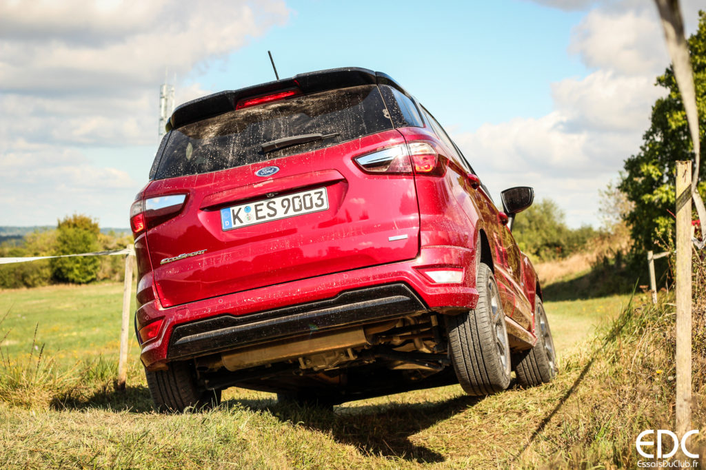 Ford EcoSport tout terrain