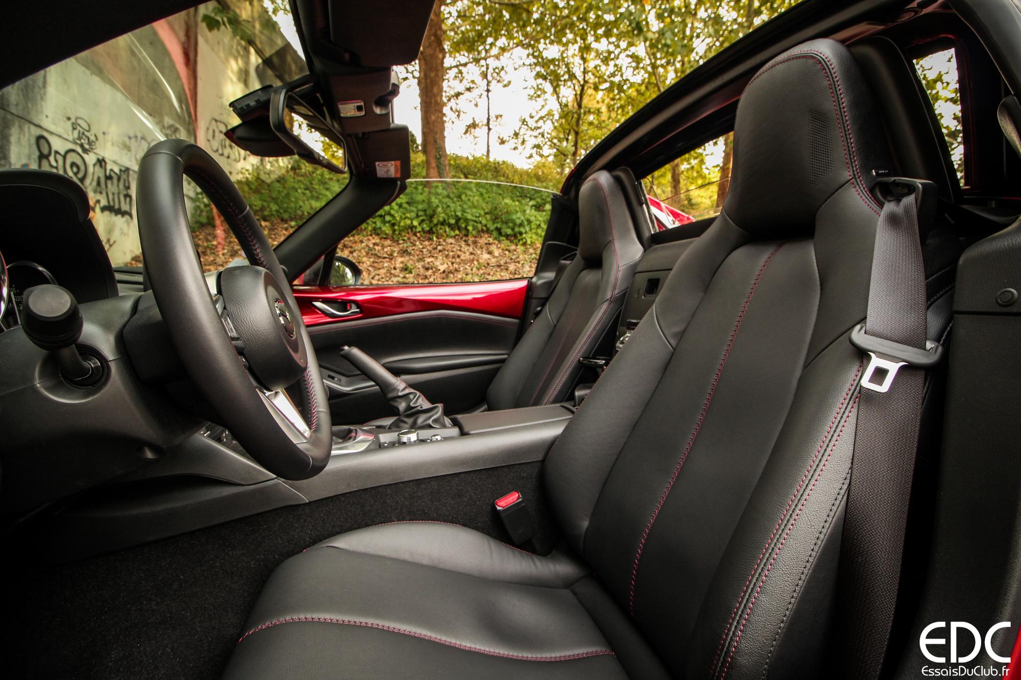 Mazda MX-5 cuir