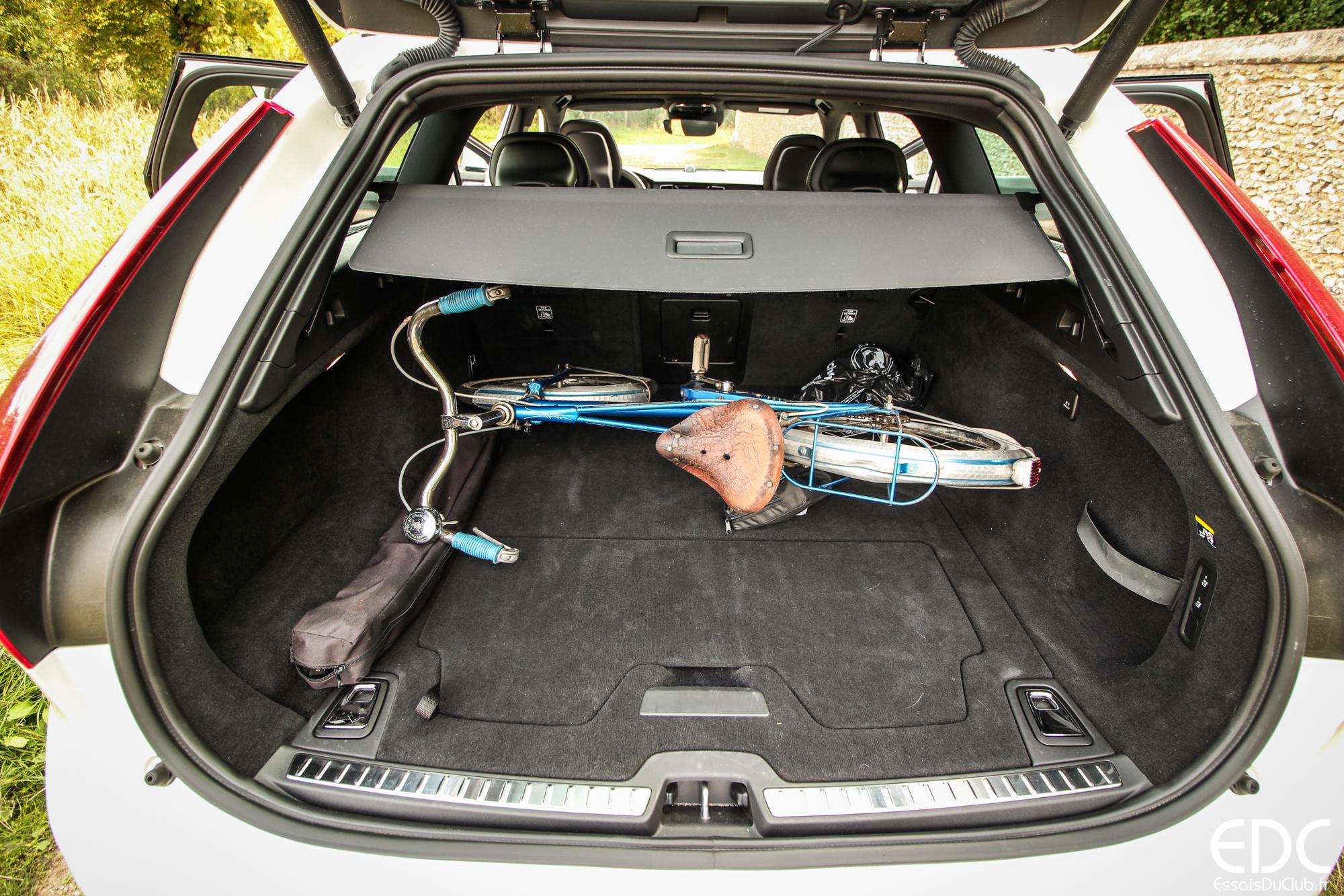 Volvo V90 coffre