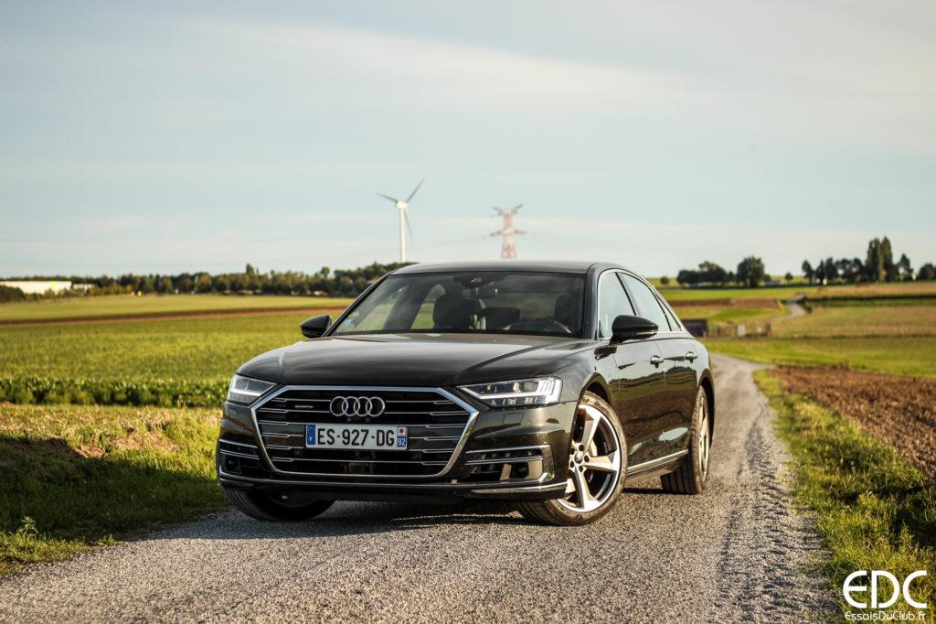 Audi A8 50 TDi