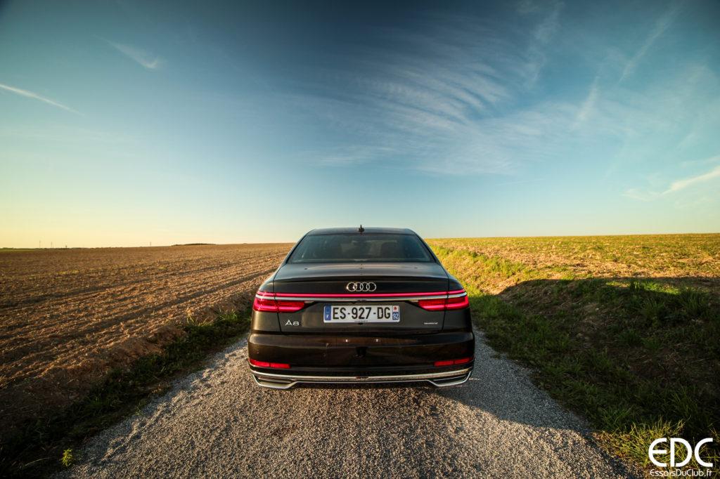 Audi A8 quattro TDi