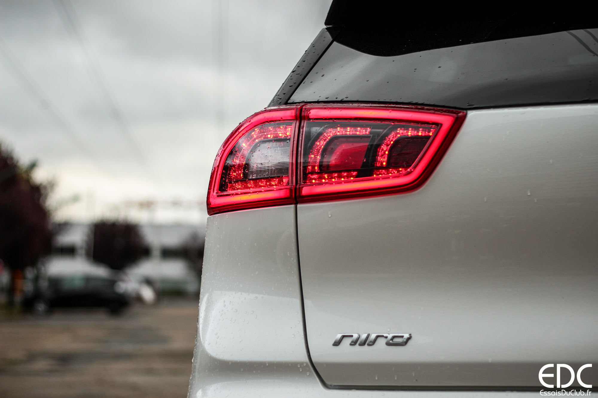 Kia Niro light