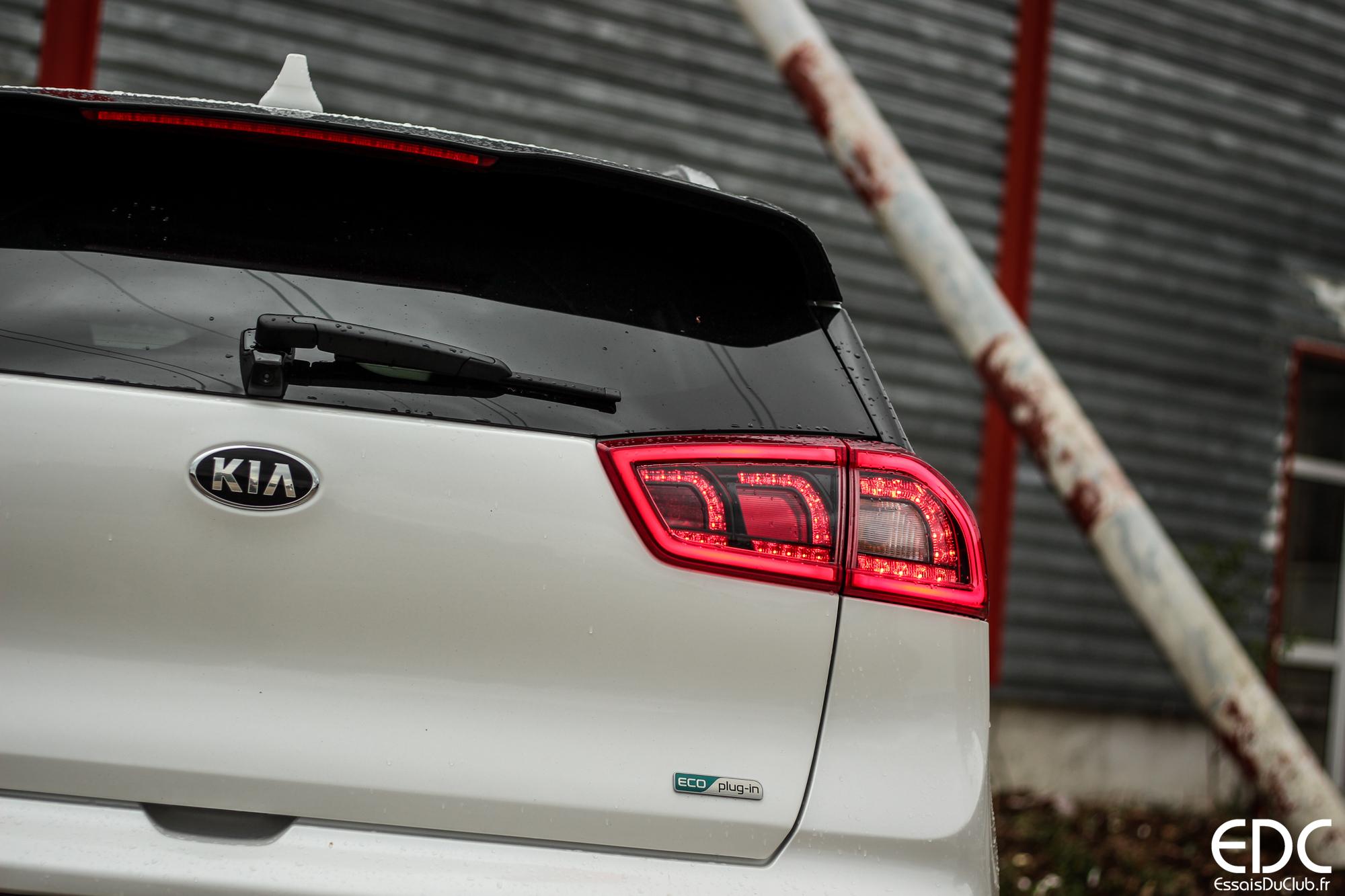 Kia Niro hybride 2018