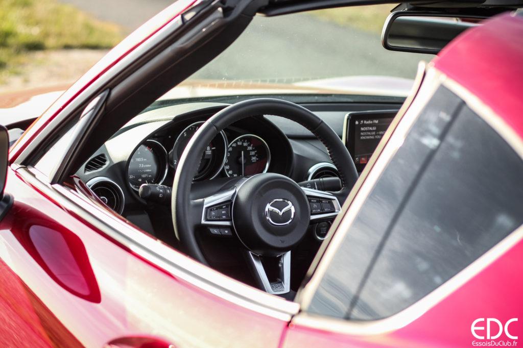 Mazda MX-5 RF rouge
