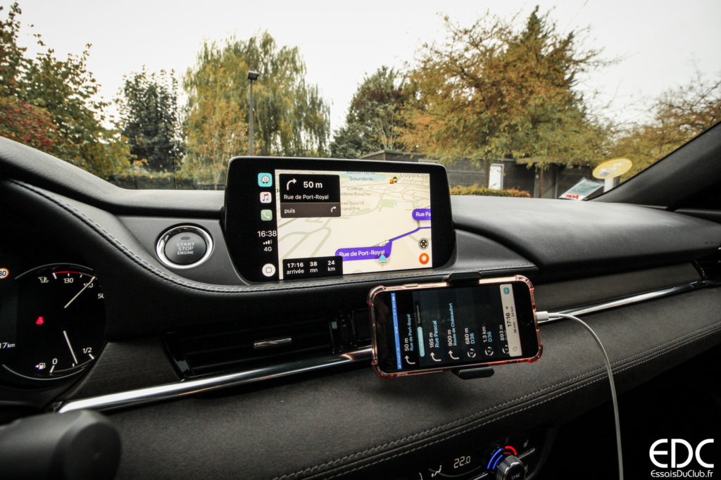 Mazda 6 Apple Carplay