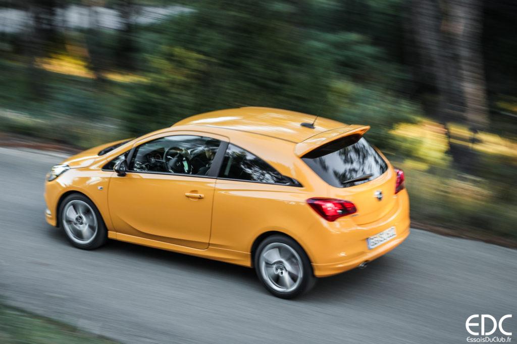 Opel Corsa GSi test