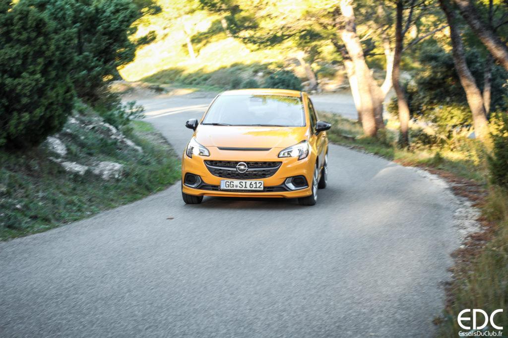 Opel Corsa 150ch