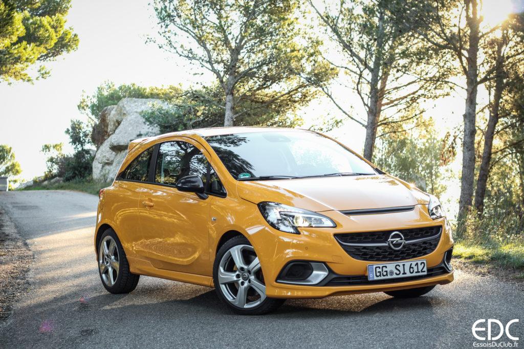Opel Corsa GSi OPC