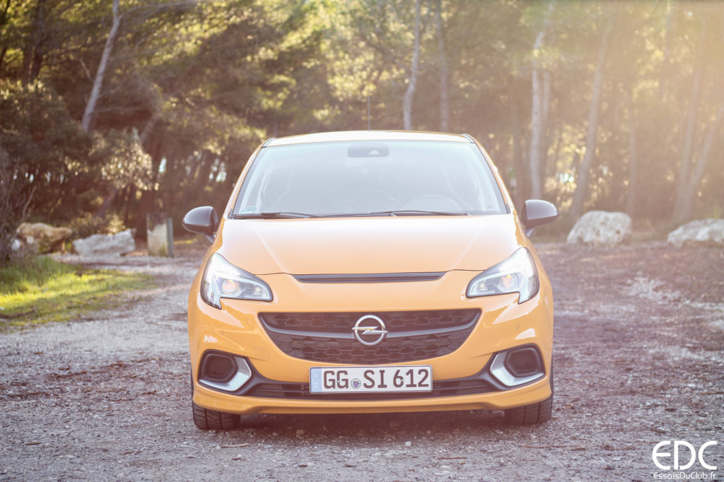 Opel Corsa GSi avant