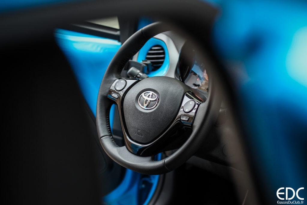 Toyota Aygo testdrive
