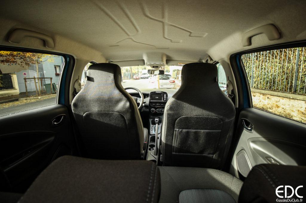 Renault Zoé habitacle
