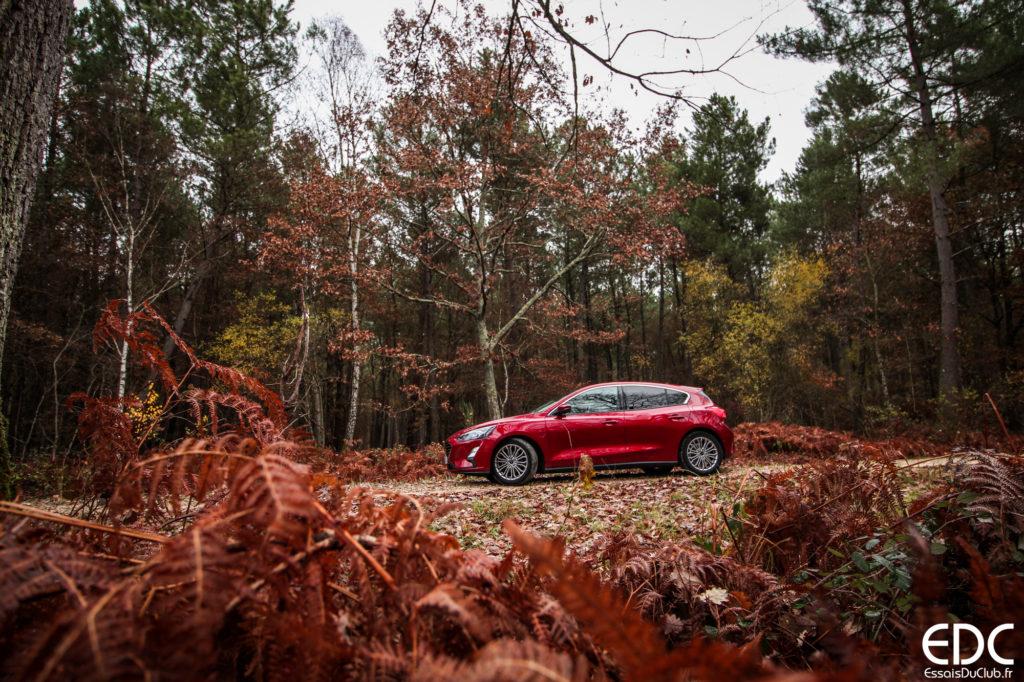 Nouvelle Ford Focus Titanium
